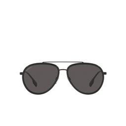 Burberry® Aviator Sunglasses: Oliver BE3125 color Black 100787.