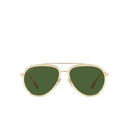 Burberry® Aviator Sunglasses: Oliver BE3125 color Gold 101771.