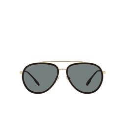 Burberry® Aviator Sunglasses: Oliver BE3125 color Gold 101781.