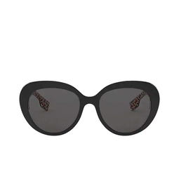 Burberry® Sunglasses: Rose BE4298 color Top Black On Print Tb Red 382287.