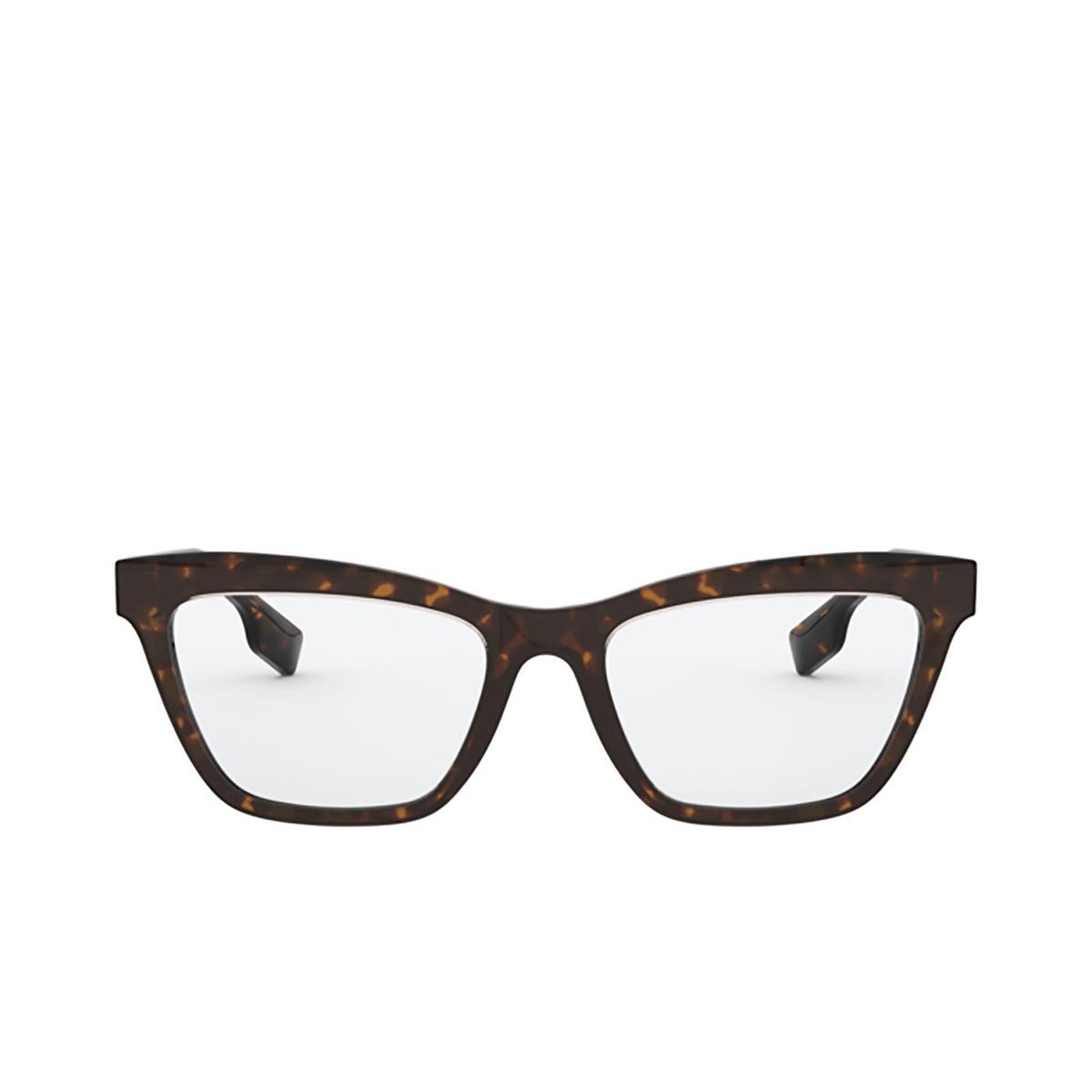 Burberry® Square Eyeglasses: Ryde BE2309 color Top Crystal On Dark Havana 3830.