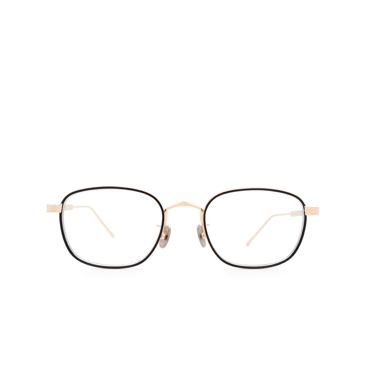 Cartier® Rectangle Eyeglasses: CT0260O color Gold 001.
