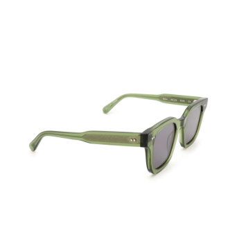 Chimi® Square Sunglasses: #004 color Green Kiwi.