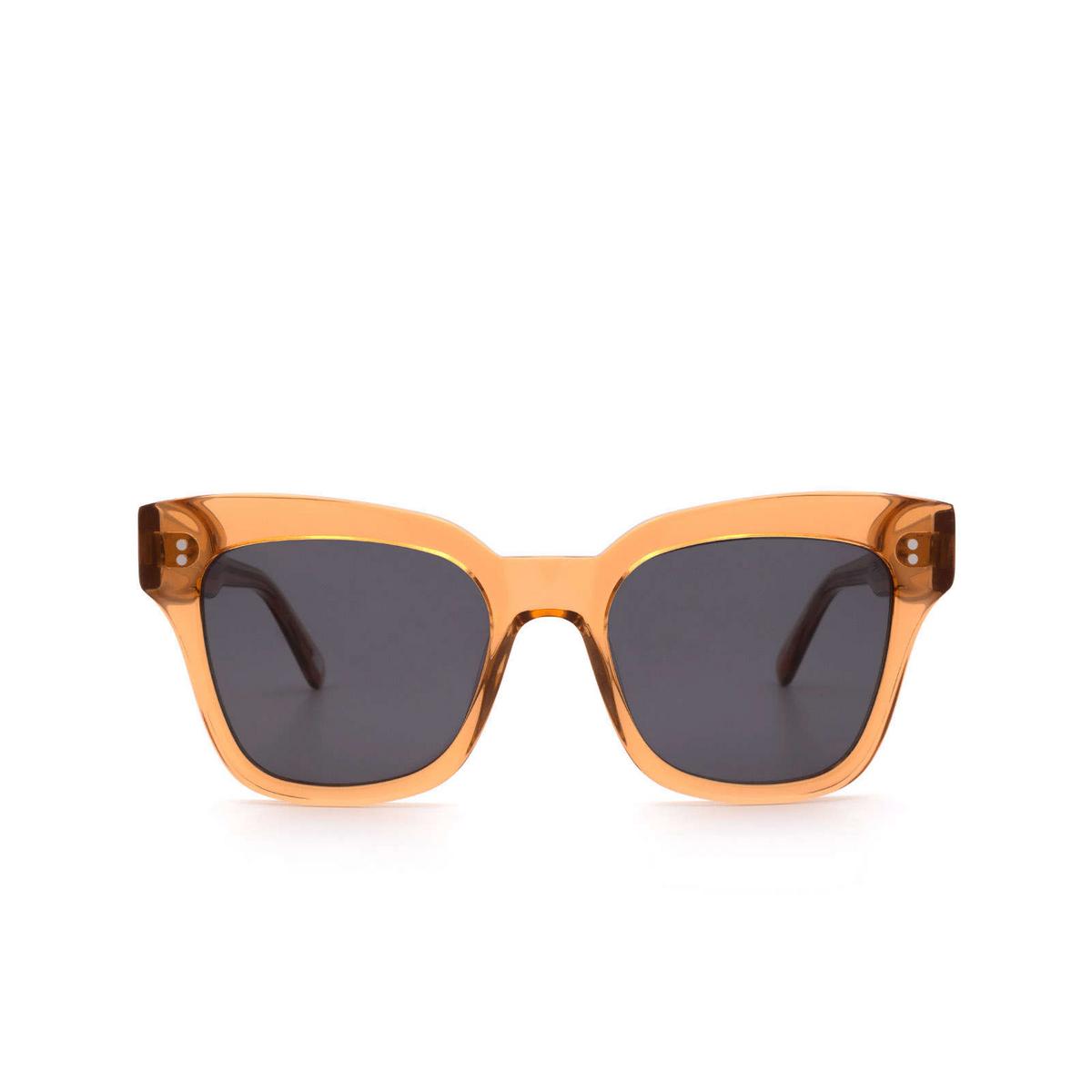 Chimi® Square Sunglasses: #005 color Orange Peach.