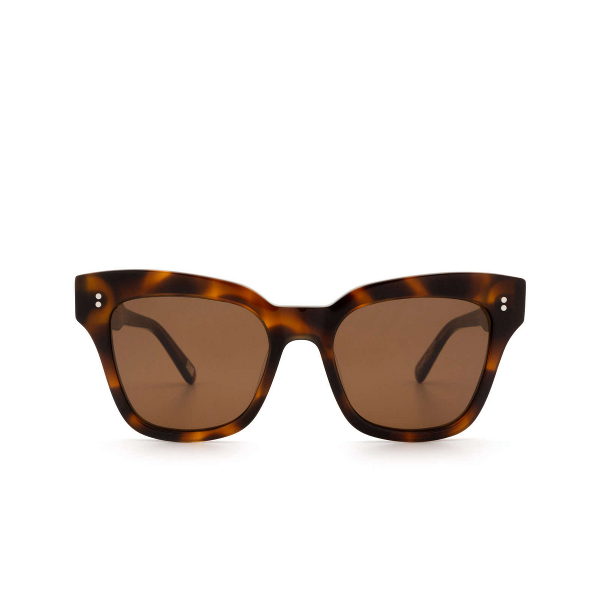 Chimi® Square Sunglasses: #005 color Tortoise Trt.