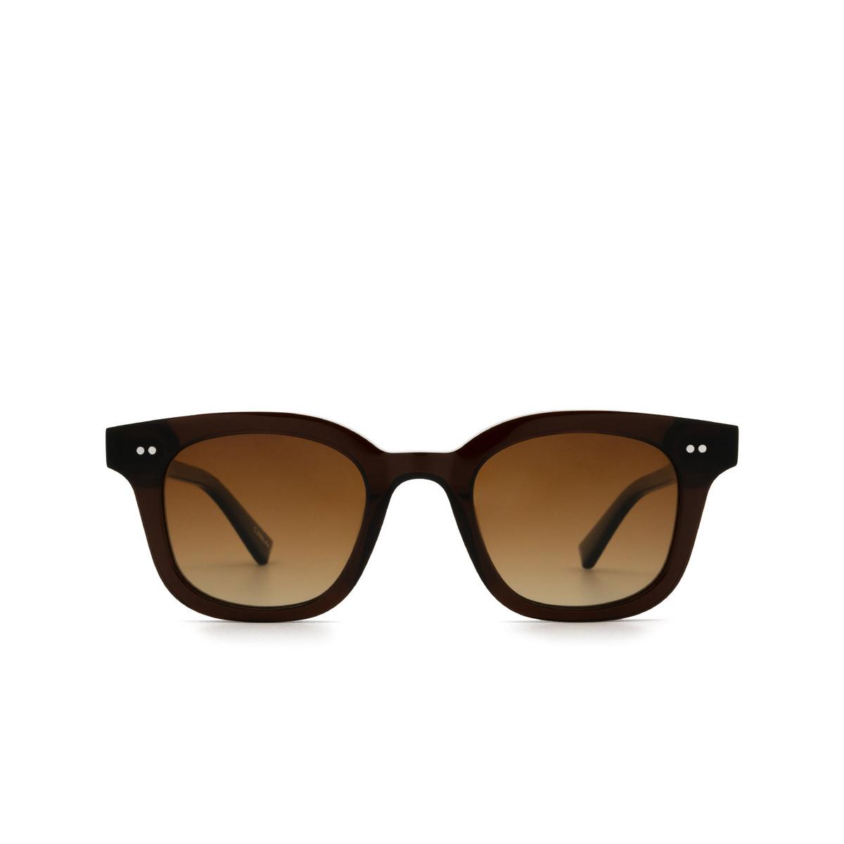 Chimi® Square Sunglasses: 02 color Brown.