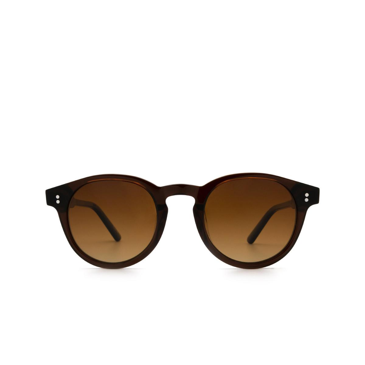 Chimi® Round Sunglasses: 03 color Brown.