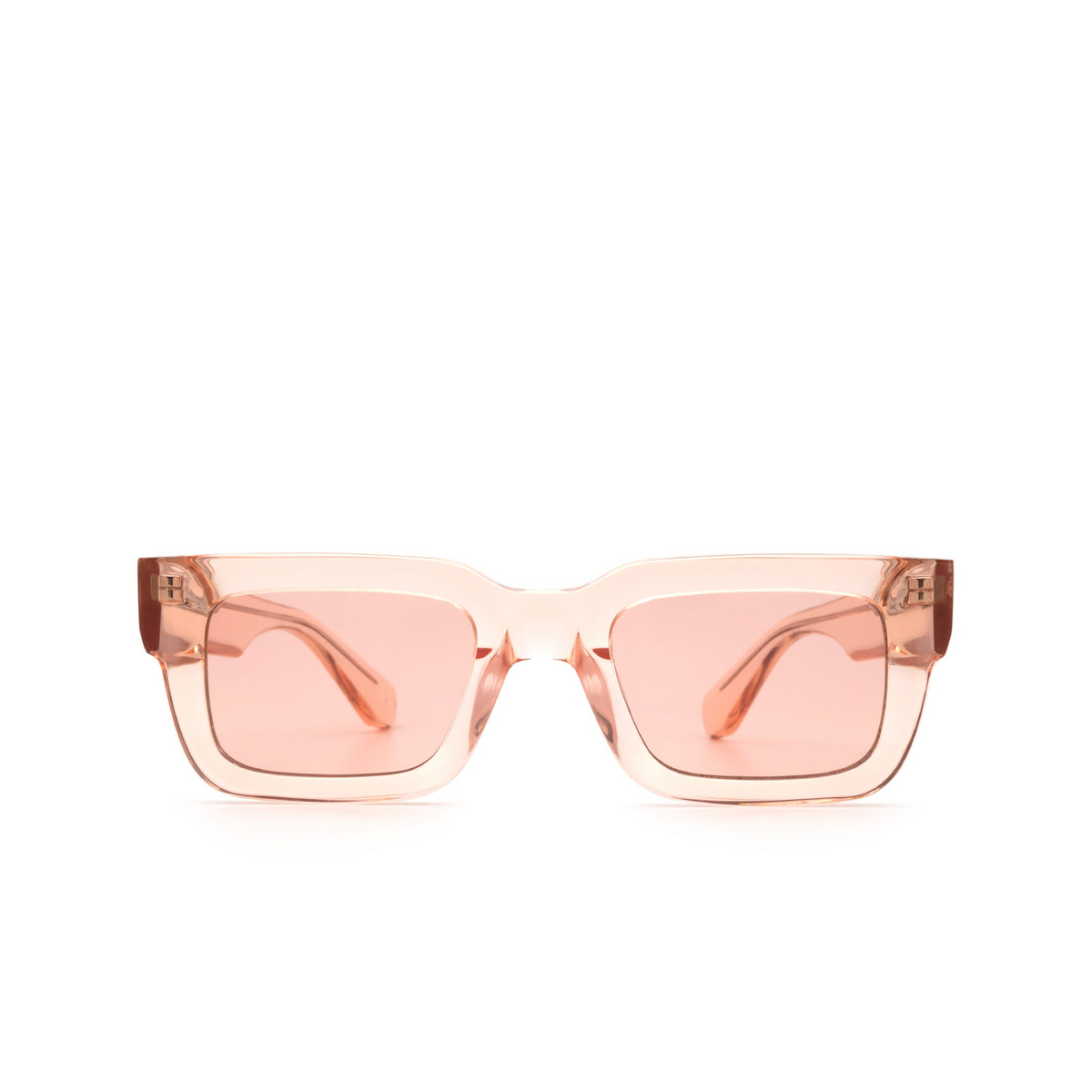 Chimi® Rectangle Sunglasses: 05 color Pink - front view.