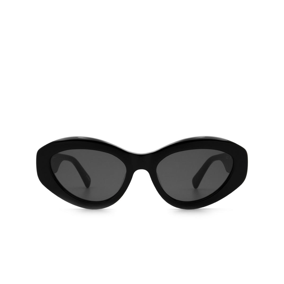 Chimi® Cat-eye Sunglasses: 09 color Black.