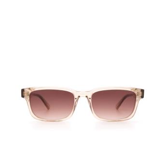Chimi® Rectangle Sunglasses: #106 color Light Beige Ecru.