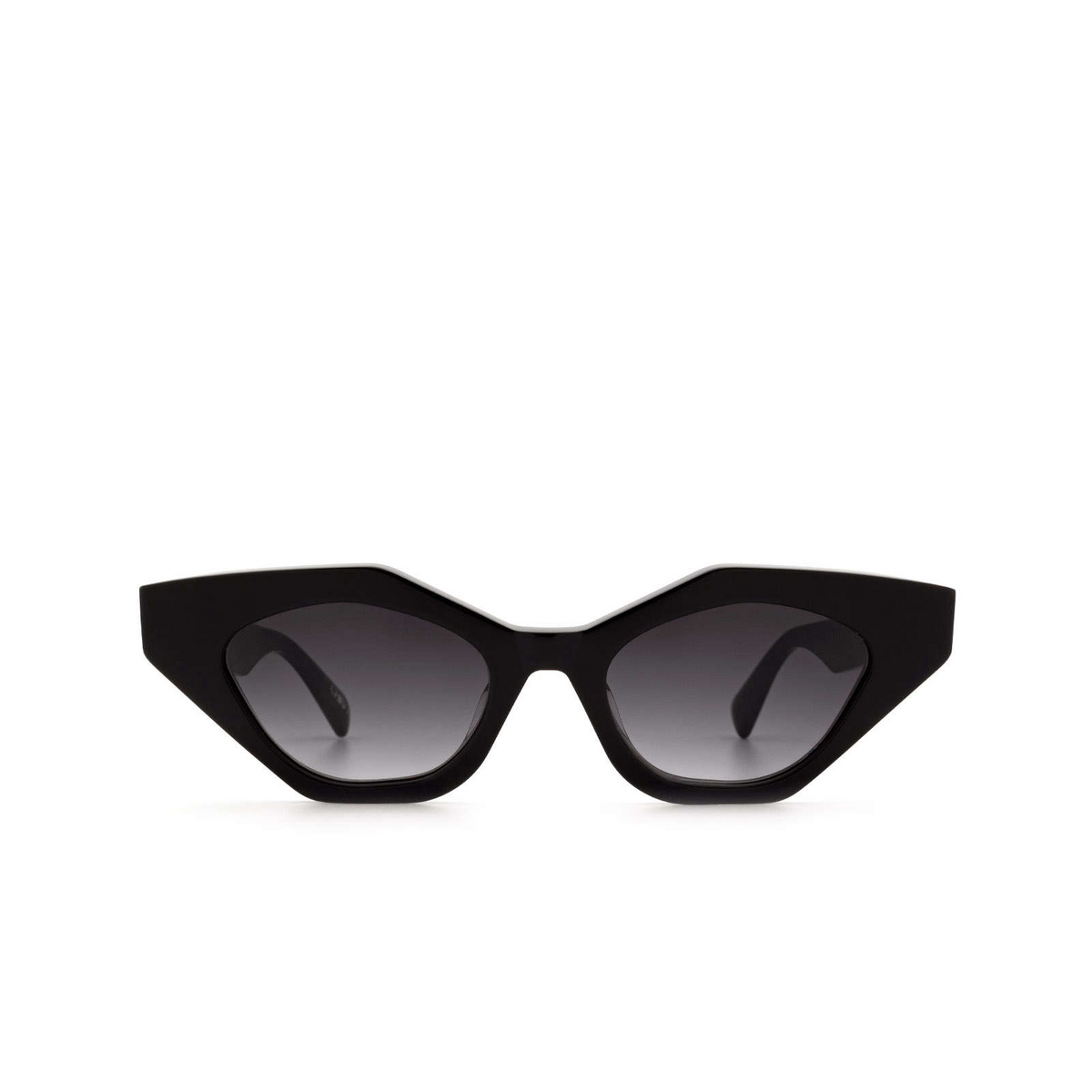 Chimi® Cat-eye Sunglasses: Star Cluster color Black Night.