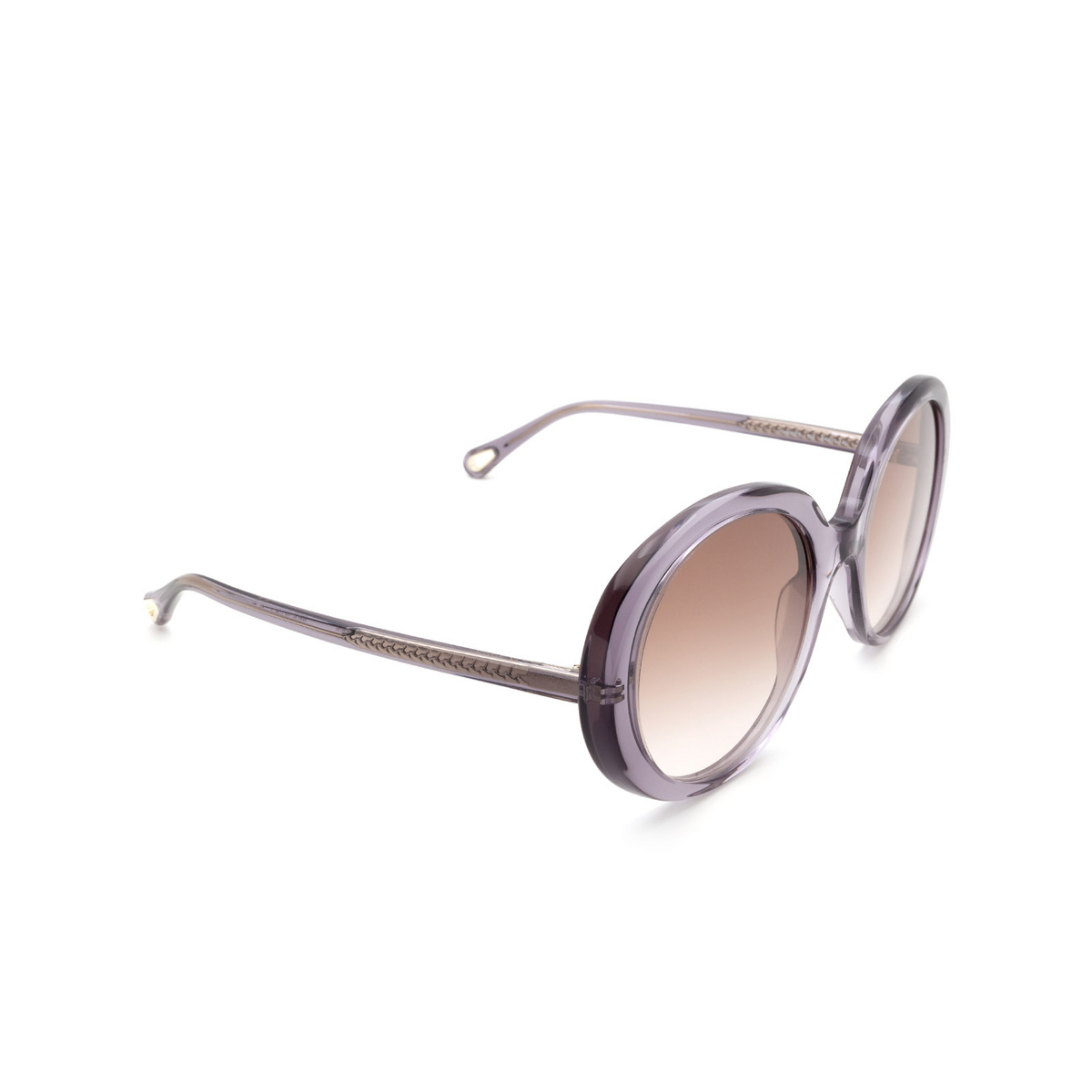 Chloé ® Oval Sunglasses: CH0007S color Grey 003.