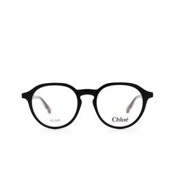 Chloé ® Eyeglasses: CH0012O color Black 003.