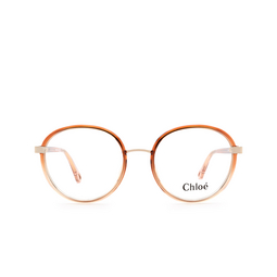 Chloé ® Eyeglasses: CH0033O color Orange 001.