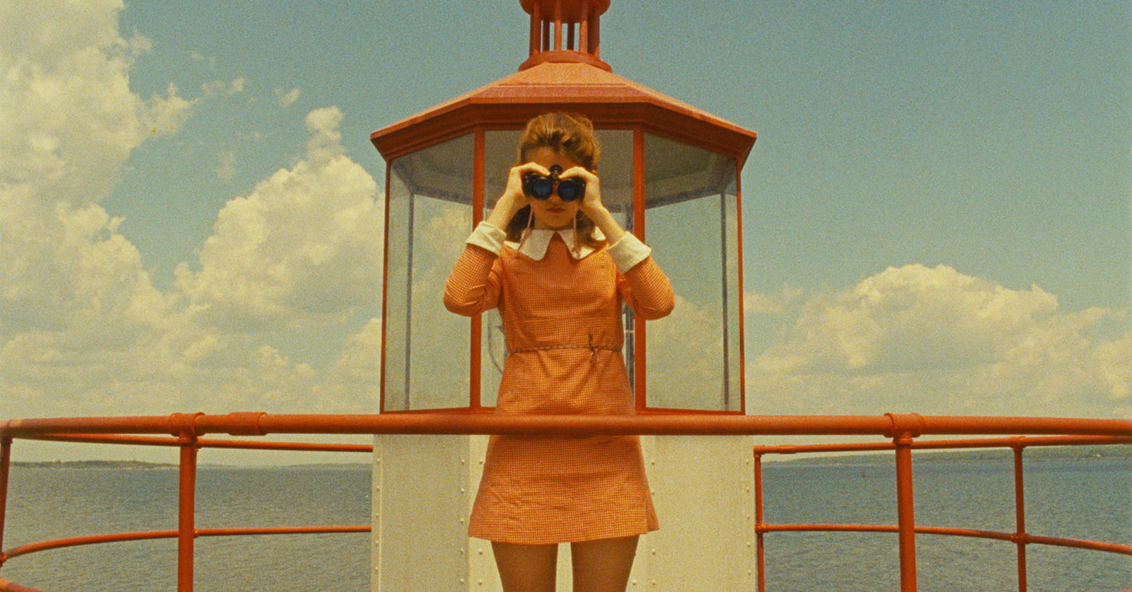 A Journey through Wes Anderson's Color Palettes