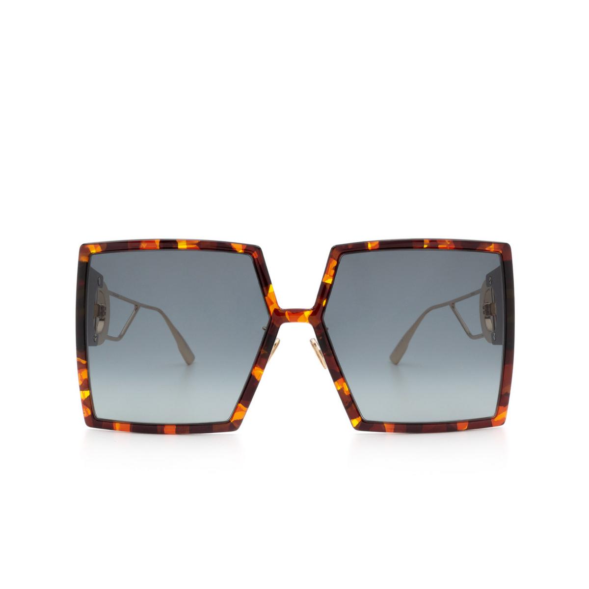 Dior® Square Sunglasses: 30MONTAIGNE color Havana EPZ/1I.