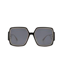 Dior® Sunglasses: 30MONTAIGNE2 color Black Gold 2M2/2K.