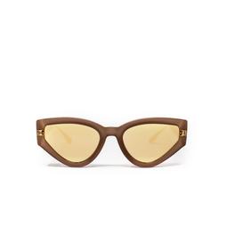 Dior® Sunglasses: CATSTYLEDIOR1 color Pink Gold S45/SQ.