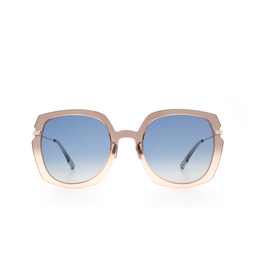 Dior® Sunglasses: DIORATTITUDE1 color Grey Pink 7HH/84.
