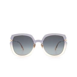 Dior® Sunglasses: DIORATTITUDE1 color Grey Beige YQL/1I.