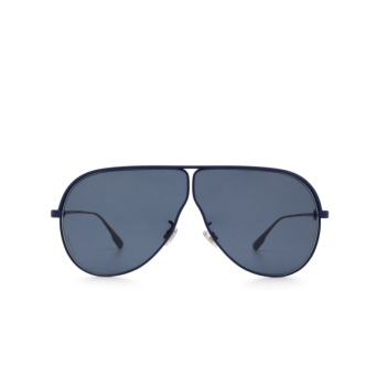 Dior® Aviator Sunglasses: Diorcamp color Matte Blue FLL/A9.