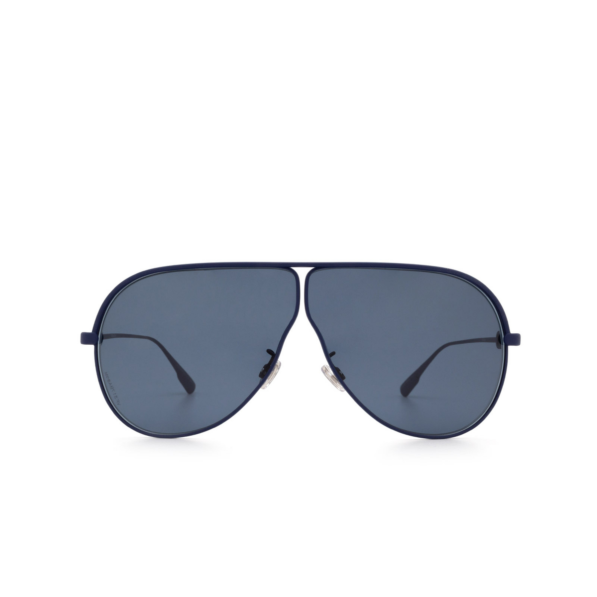 Dior® Aviator Sunglasses: Diorcamp color Matte Blue FLL/A9.
