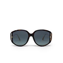 Dior® Sunglasses: DIORDIRECTION2 color Dark Havana 086/1I.