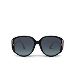 Dior® Sunglasses: DIORDIRECTION2 color Black 807/1I.