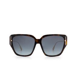 Dior® Sunglasses: DIORDIRECTION3F color Dark Havana 086/1I.