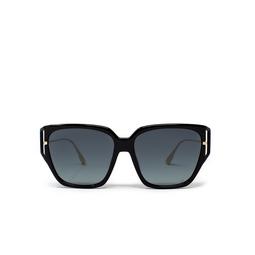 Dior® Sunglasses: DIORDIRECTION3F color Black 807/1I.