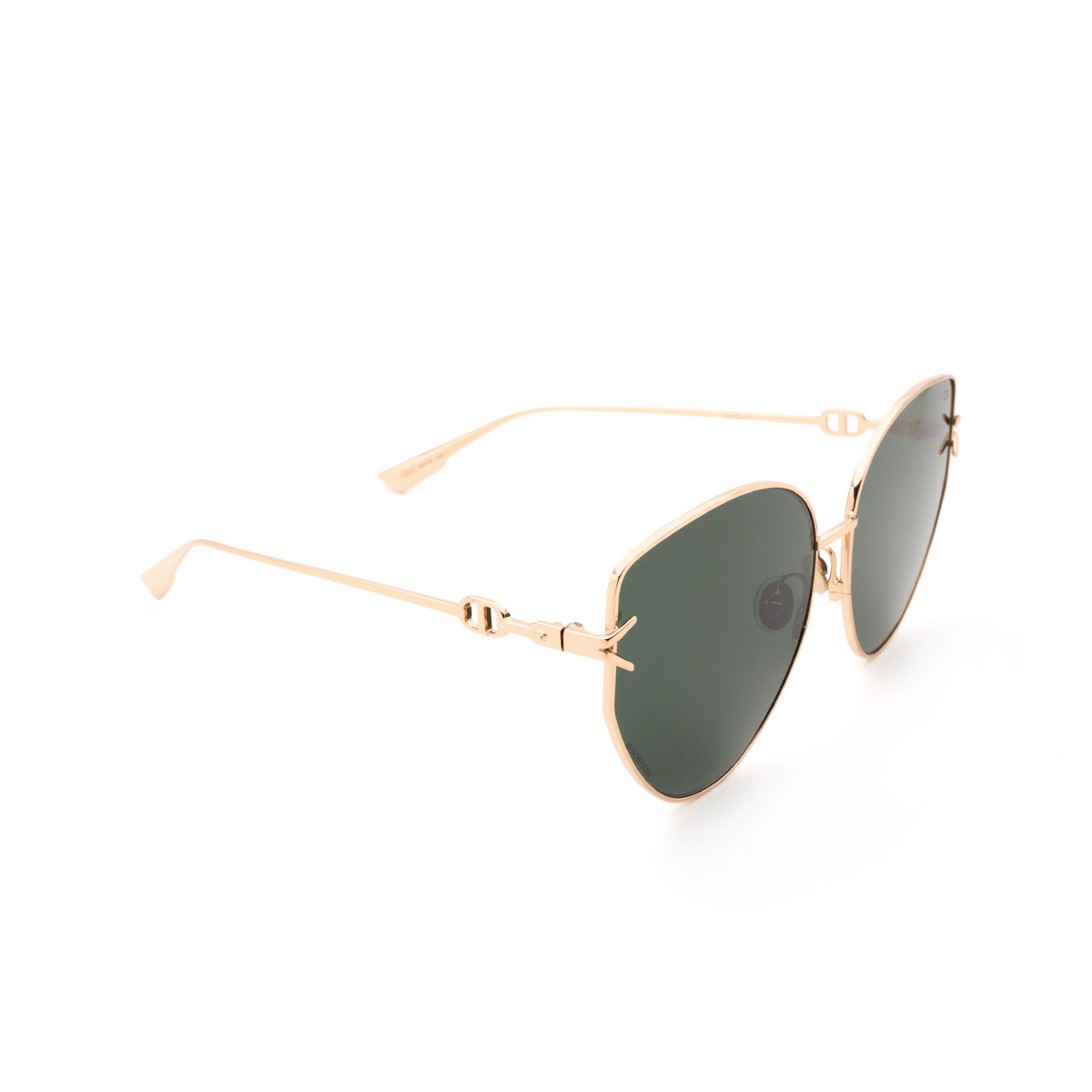 Dior® Butterfly Sunglasses: DIORGIPSY1 color Gold Copper DDB/O7.