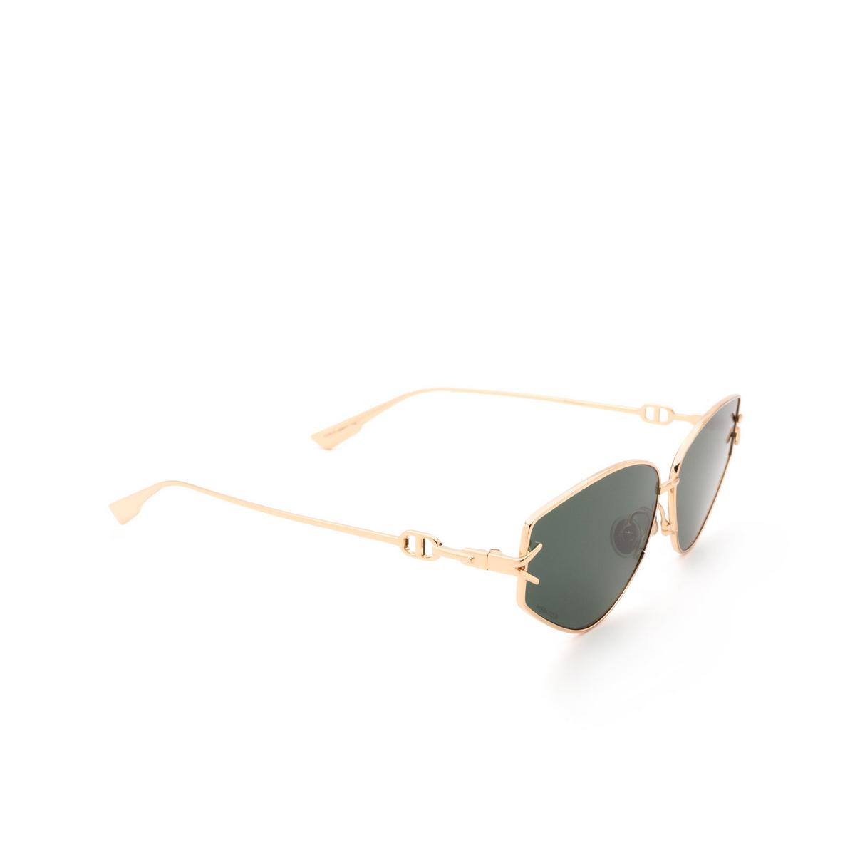 Dior® Cat-eye Sunglasses: DIORGIPSY2 color Gold Copper DDB/O7.