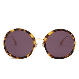 Dior® Sunglasses: DIORHYPNOTIC1 color Havana Gold 2IK/0D.