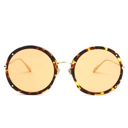 Dior® Sunglasses: DIORHYPNOTIC1 color Yellow Havana Y67/JW.