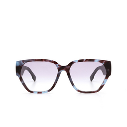 Dior® Sunglasses: DIORID1 color Blue Havana Jbw/so.