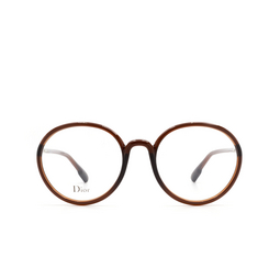 Dior® Eyeglasses: DIORSOSTELLAIREO2 color Brown 2LF.