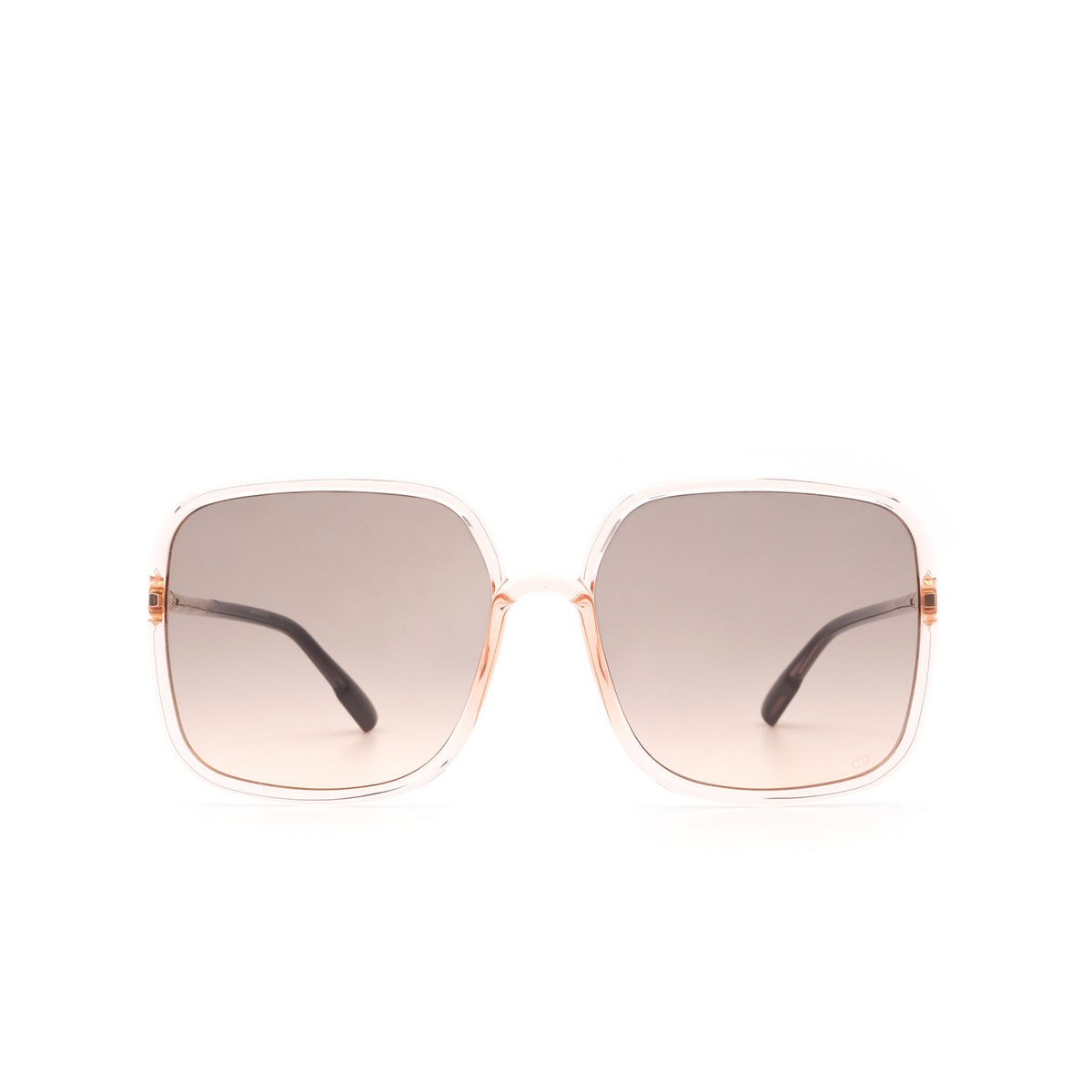 Dior® Square Sunglasses: SOSTELLAIRE1 color Crystal Pink 1N5FF.