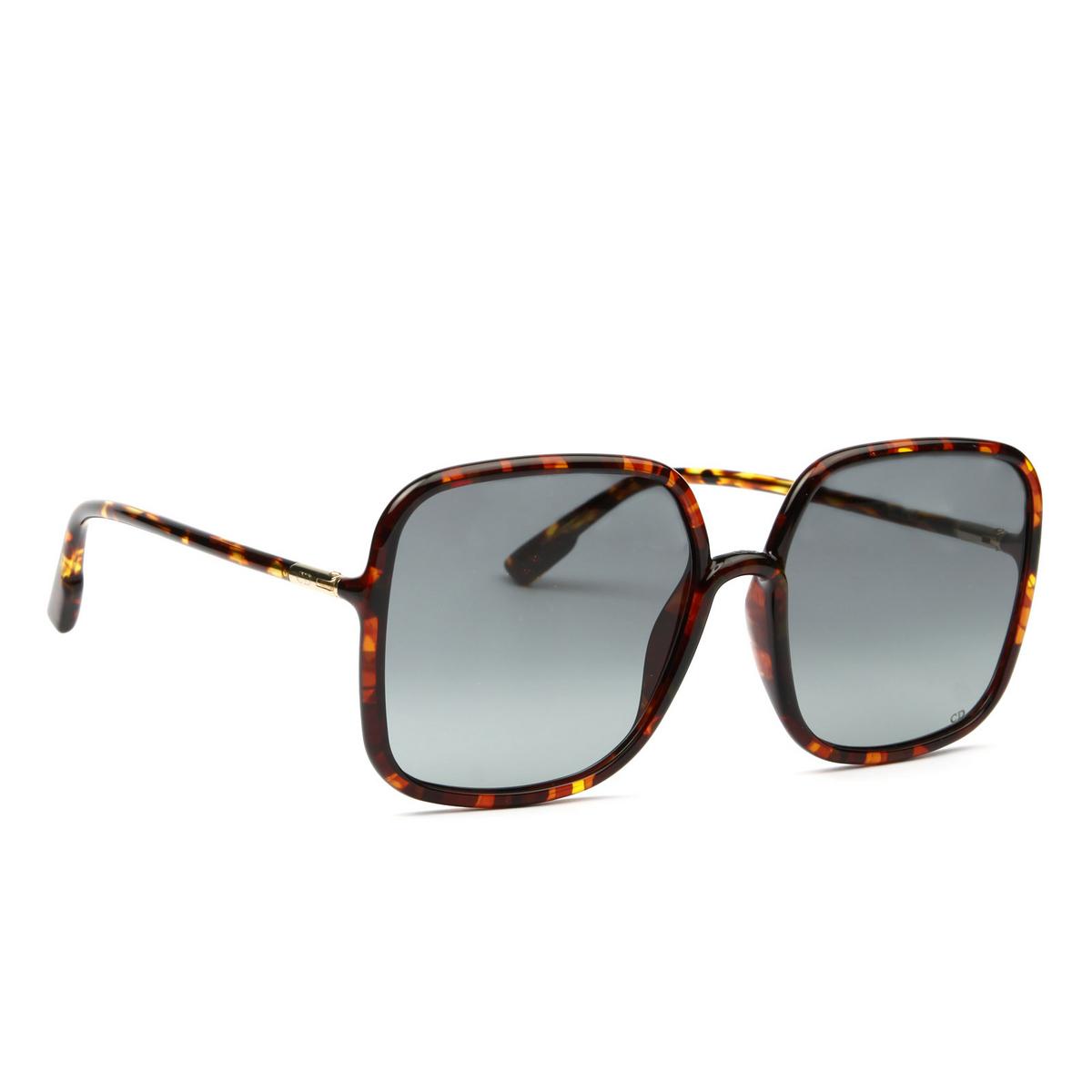 Dior® Square Sunglasses: SOSTELLAIRE1 color EPZ/1I.