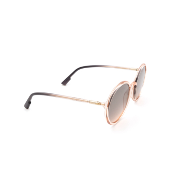 Dior® Round Sunglasses: SOSTELLAIRE2 color Coral 1N5/FF.