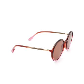 Dior® Round Sunglasses: SOSTELLAIRE2 color Brown Gradient Pink 59I/ZK.