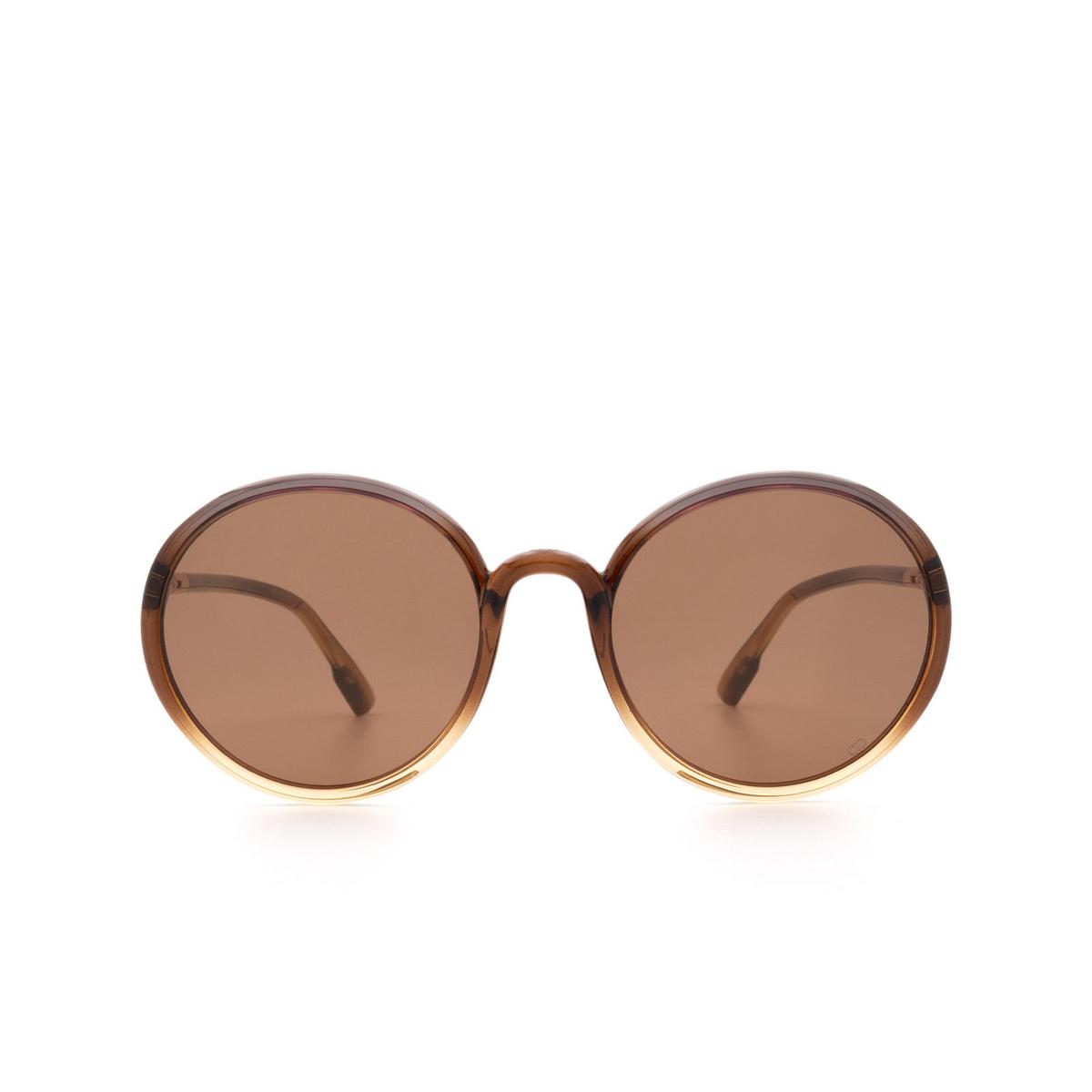 Dior® Round Sunglasses: SOSTELLAIRE2 color Grey Multicolor P6Q/2M.