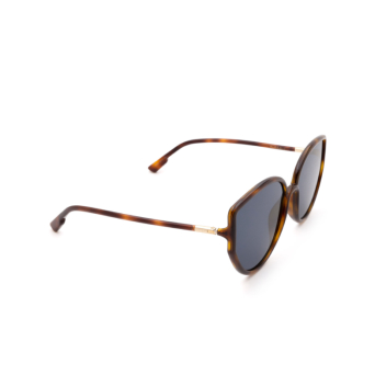 Dior® Butterfly Sunglasses: SOSTELLAIRE4 color Havana 086/A9.
