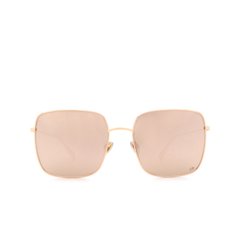 Dior® Square Sunglasses: STELLAIRE1XS color Gold Ddb/sq.