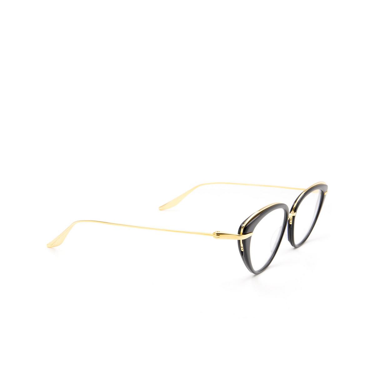 Dita® Cat-eye Eyeglasses: DTX517 color Blk-gld.