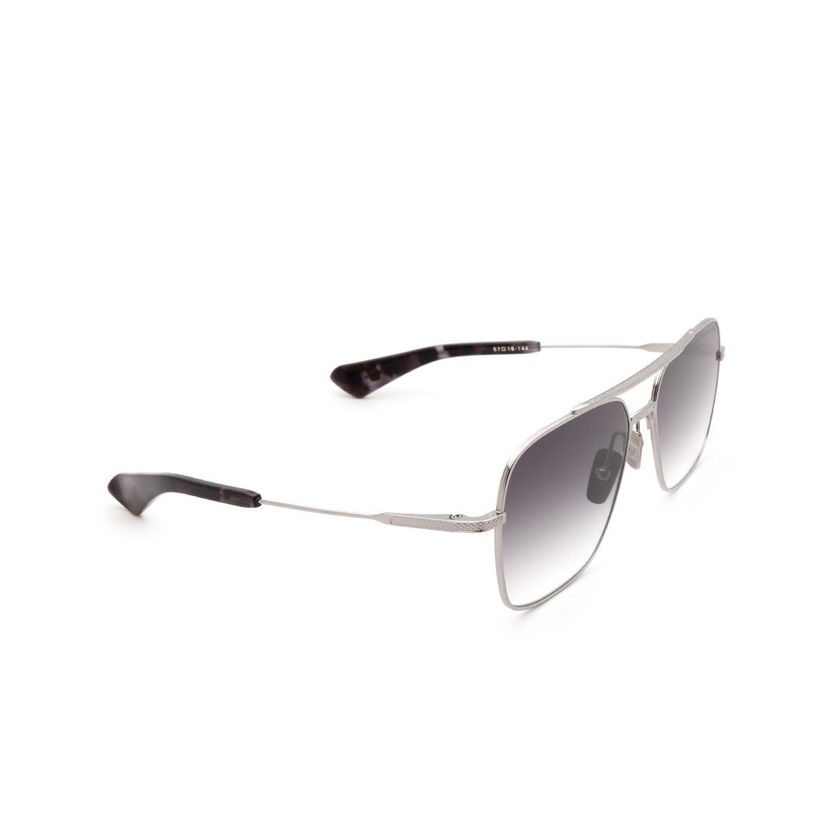 Dita® Aviator Sunglasses: Flight-seven DTS111-57-01-Z color Black Palladium Pld.
