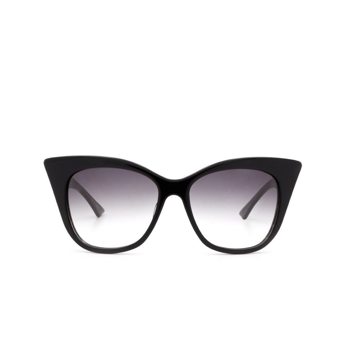 Dita® Butterfly Sunglasses: Magnifique 22015-A color Black Blk.