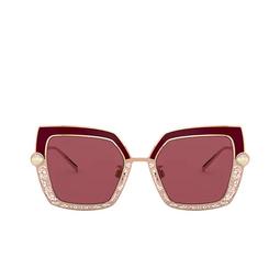 Dolce & Gabbana® Sunglasses: DG2251H color Bordeaux 133369.