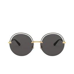 Dolce & Gabbana® Sunglasses: DG2262 color Black 133487.