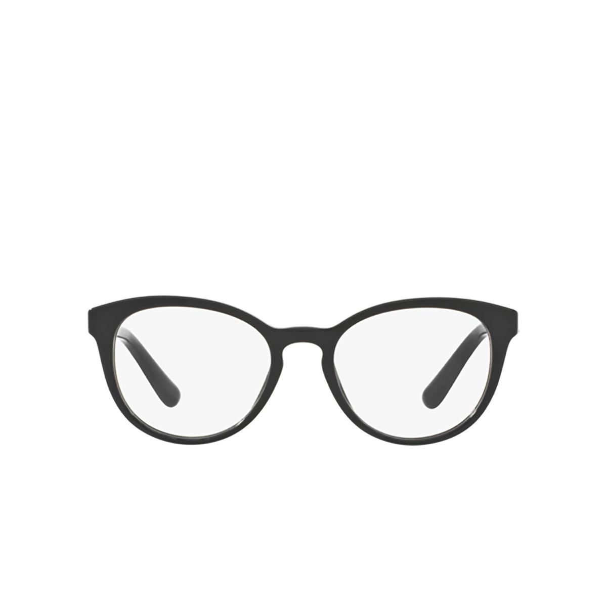 Dolce & Gabbana® Cat-eye Eyeglasses: DG3268 color Black 501.
