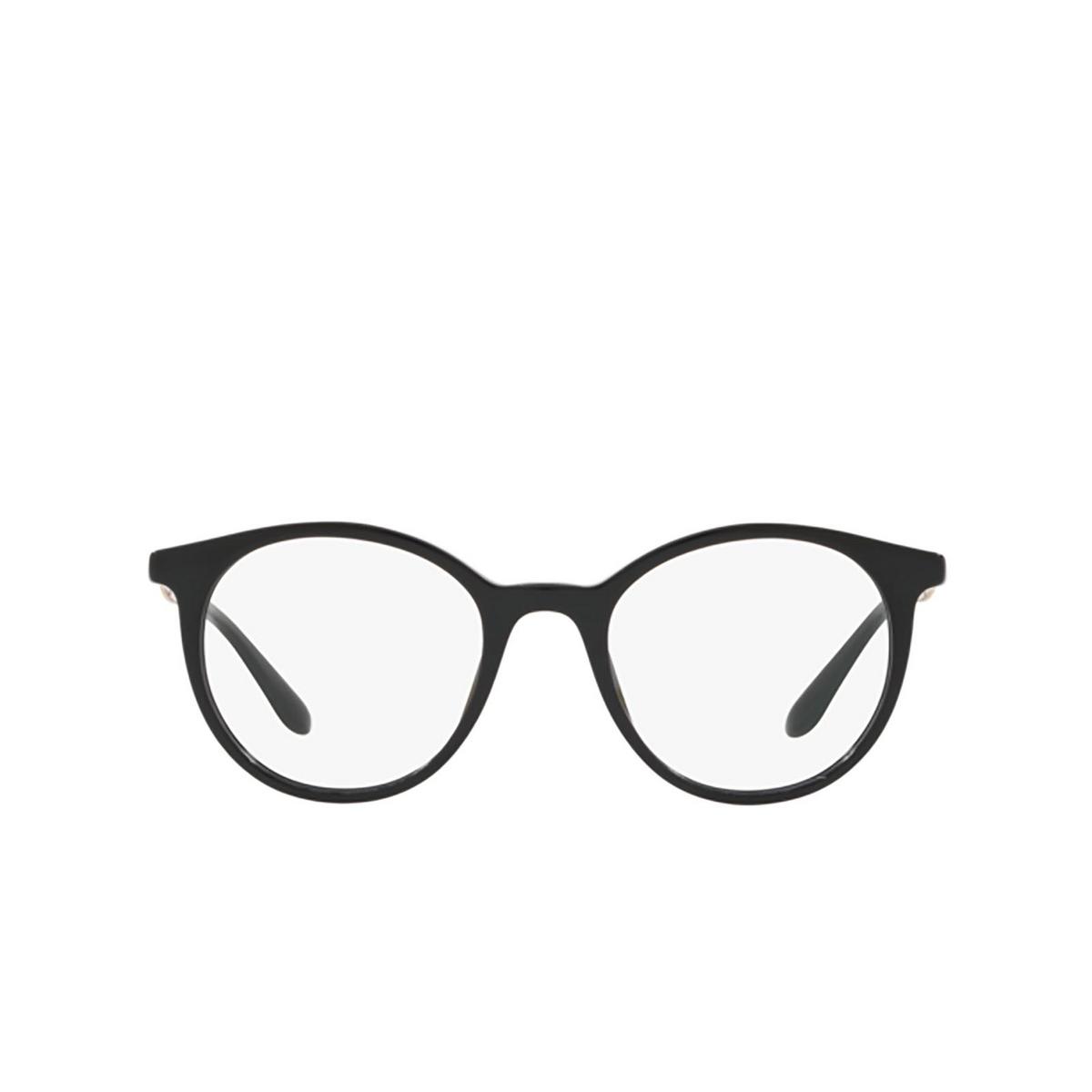 Dolce & Gabbana® Round Eyeglasses: DG3292 color 501 - front view.